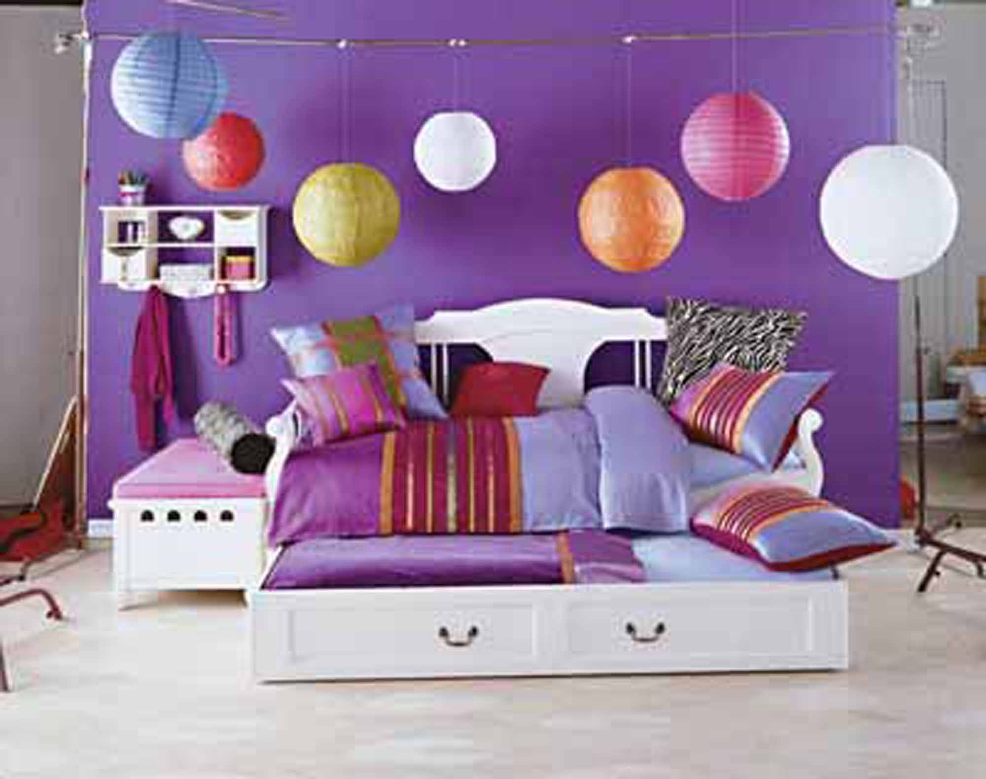 Ideas Teenage Girl Bedroom Room Decorating
