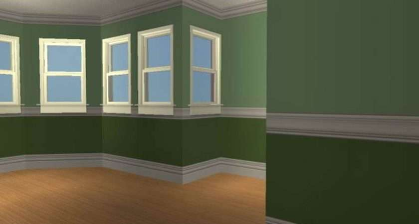 Ideas Two Tone Paint Picking Colors Room