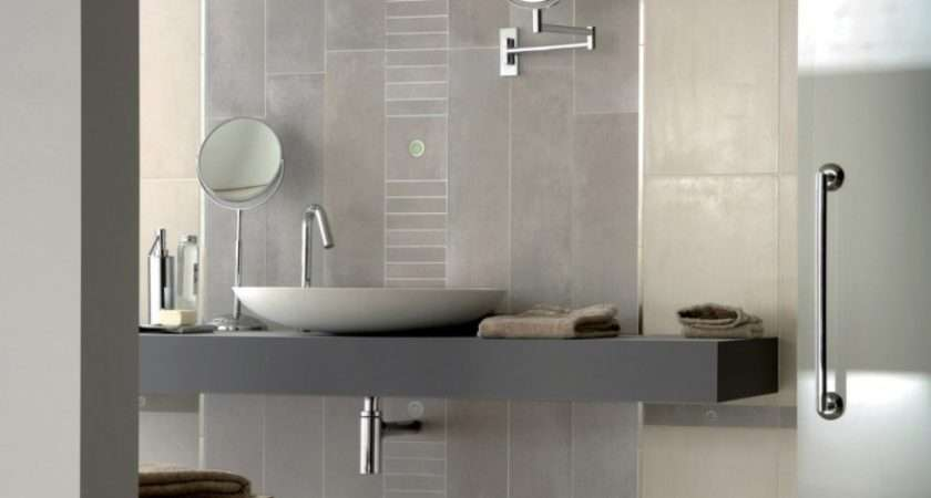 Ideas Using Polished Porcelain Tile Bathroom Floor