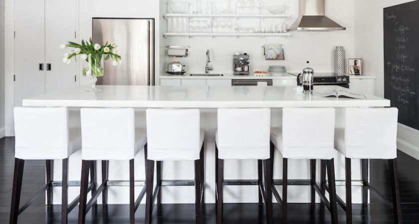 Ikea Barstools Contemporary Kitchen Sissy Marley