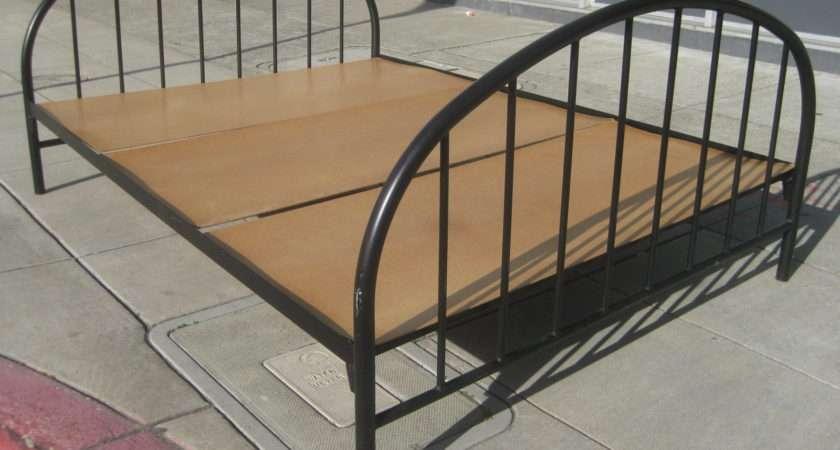 Ikea Black Metal Bed Frame Bath