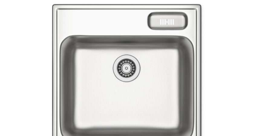 Ikea Boholmen Stainless Steel Kitchen Sink