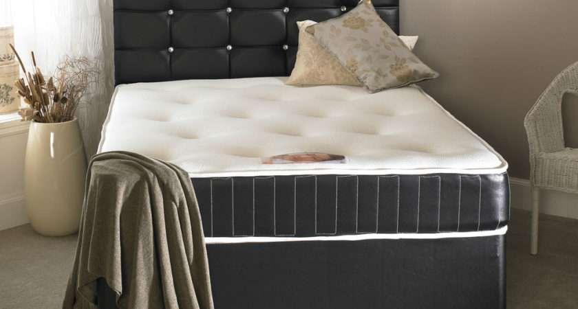 Ikea Faux Leather Divan Bed Memory