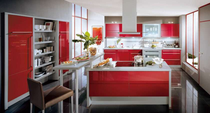 Ikea High Gloss Cream Kitchen Decobizz
