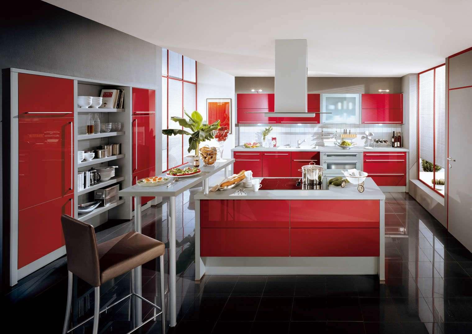 Ikea High Gloss Cream Kitchen Decobizz