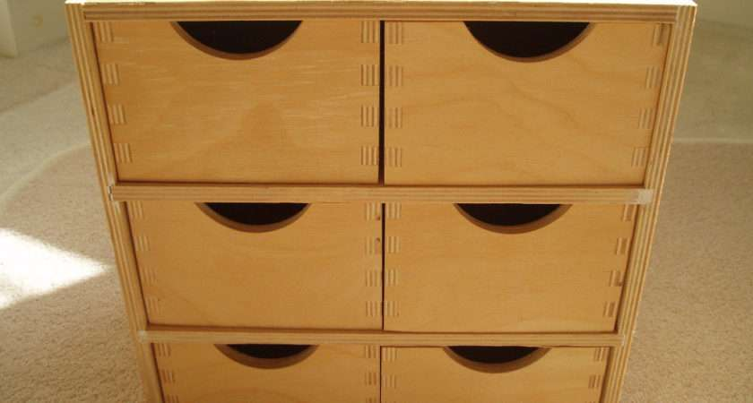 Ikea Moppe Similar Mini Wooden Chest Drawers
