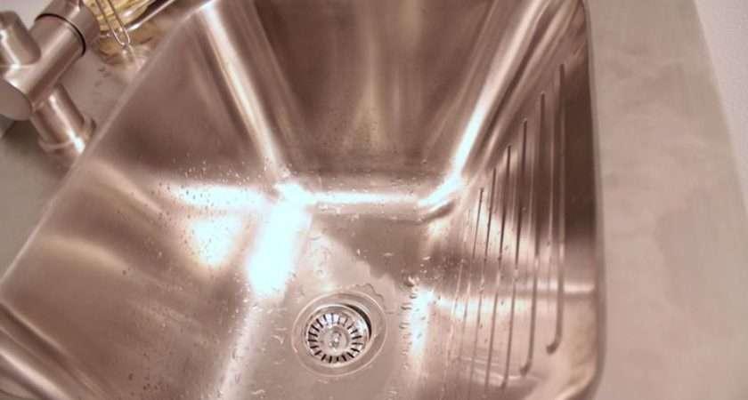 Ikea Numerar Deep Stainless Steel Laundry Sink Integrated
