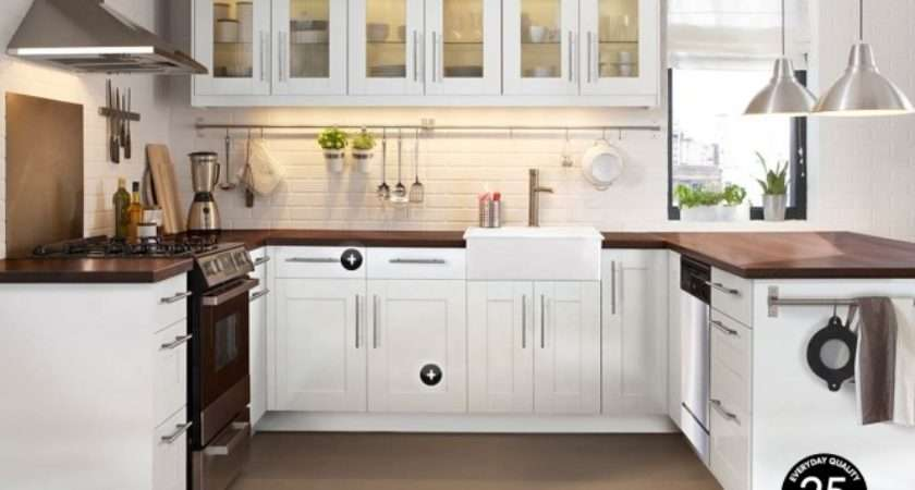 Ikea Small Kitchen Design Cabinet Inspired Home Designs
