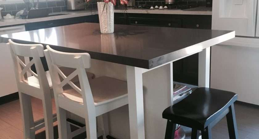 Ikea Stenstorp Kitchen Island Hack Here Another