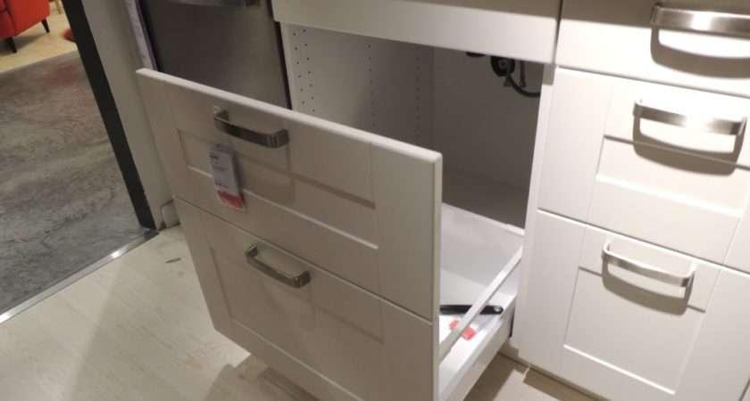 Ikea Trash Bin Cabinets Affect Your Kitchen Design