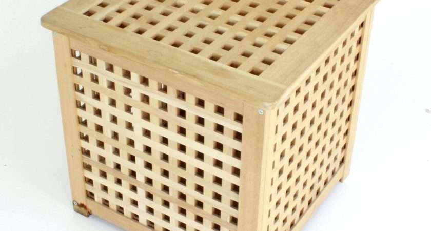 Ikea Wooden Storage Bradcarter