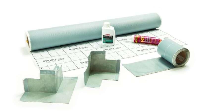 Impey Waterguard Wet Room Wall Floor Tanking Kit
