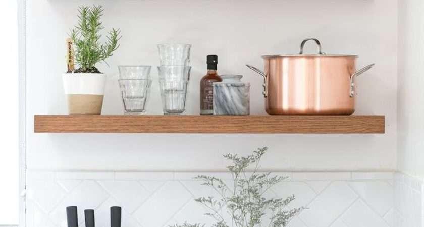 Importance Kitchen Shelf Bellissimainteriors