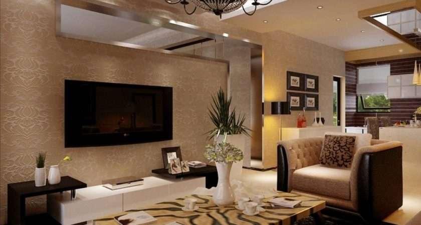 Impress Guests Stylish Modern Living Room Ideas