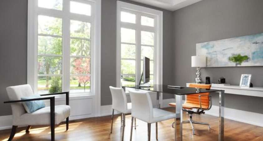 Impressive Best Colors Home Office Installment