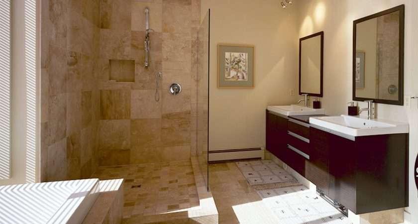 Impressive Cool Beige Bathroom Ideas Tjihome