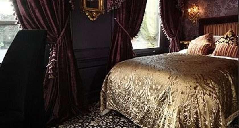 Impressive Gothic Bedroom Design Ideas Digsdigs