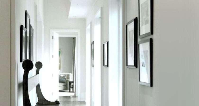 Inbetween Rooms Hallway Paint Colors Decor Ideas Pinterest