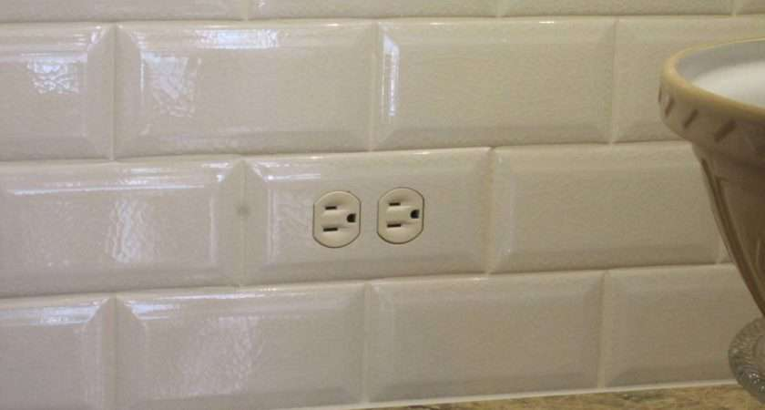 Inch Subway Tile Has Also Been Tiled Without