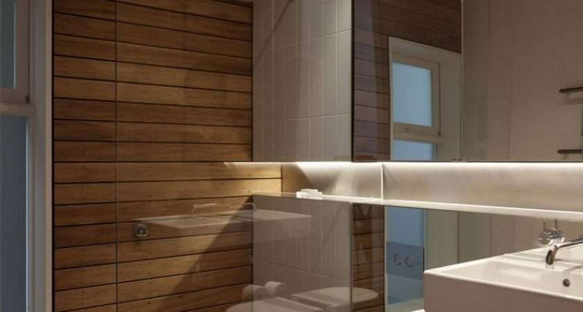 Incredible Bathroom Wall Paneling Ideas