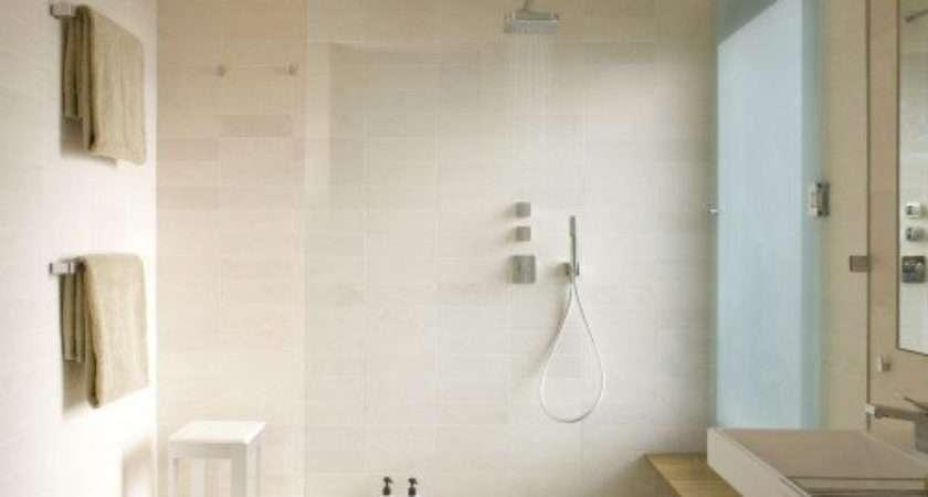 Incredible Open Shower Ideas