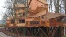 Incredible Tree Houses Around World Ginva