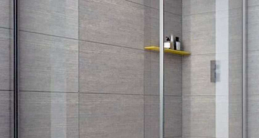 Indi Walk Shower Enclosure Inc Tray