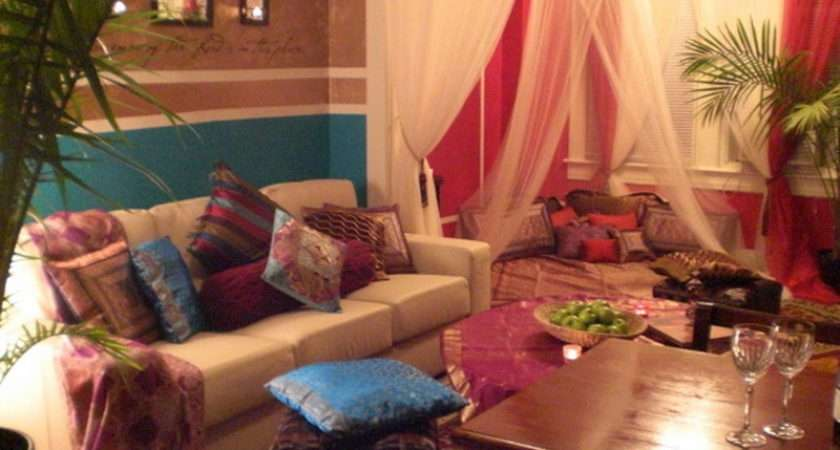 Indian Inspired Bedroom Decor Addition Living Room