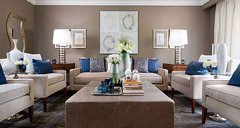 Indoor Taupe Paint Colors Interior Living Room