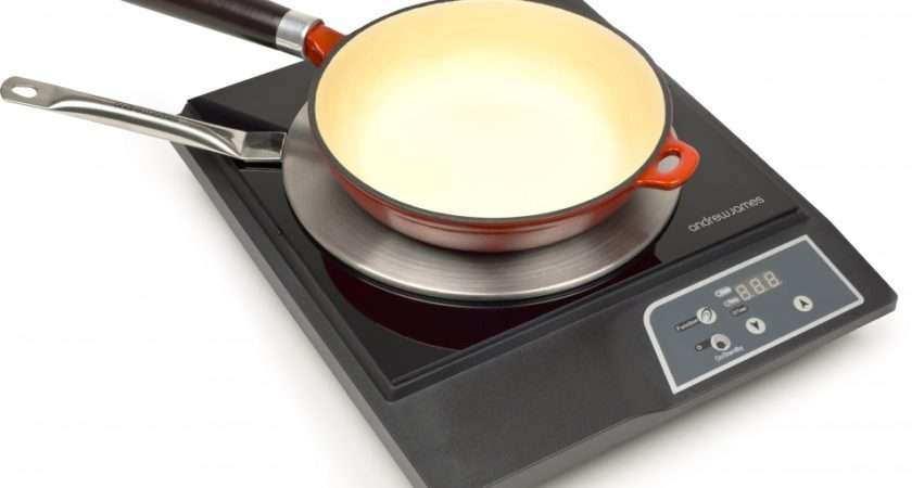 Induction Hob Converter Disc Makes Any Pan Compatible
