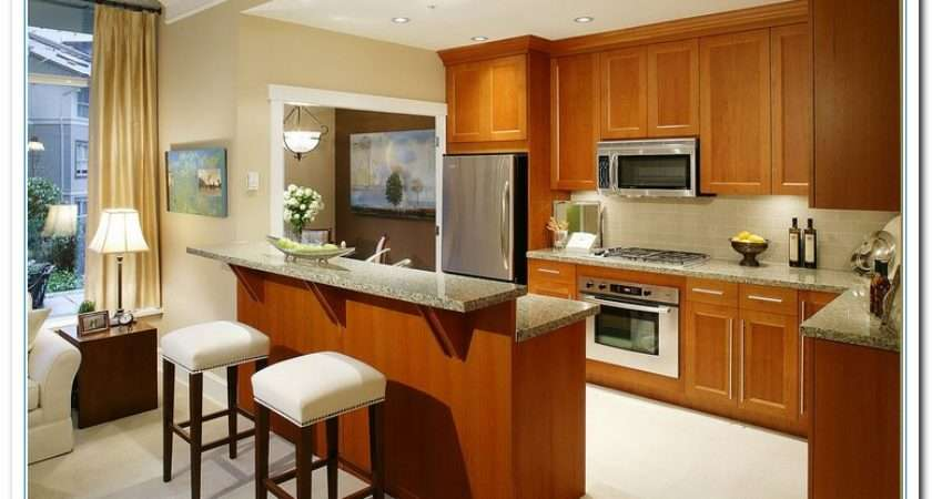 Information Small Kitchen Design Ideas Home