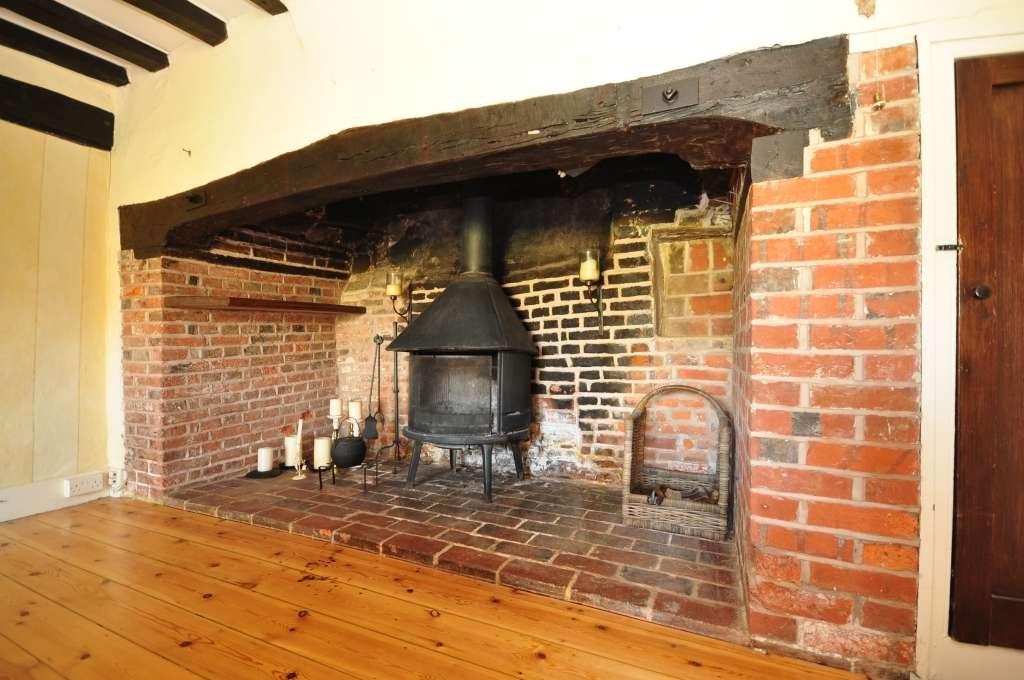 Inglenook Fireplace Ideas