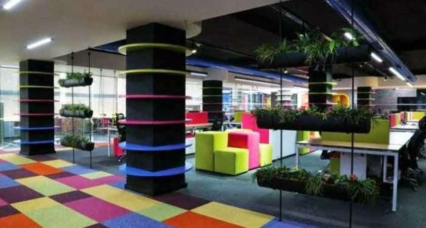 Innovative Interior Design Ideas Office
