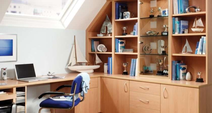 Inside Story Strachan Fitted Home Offices