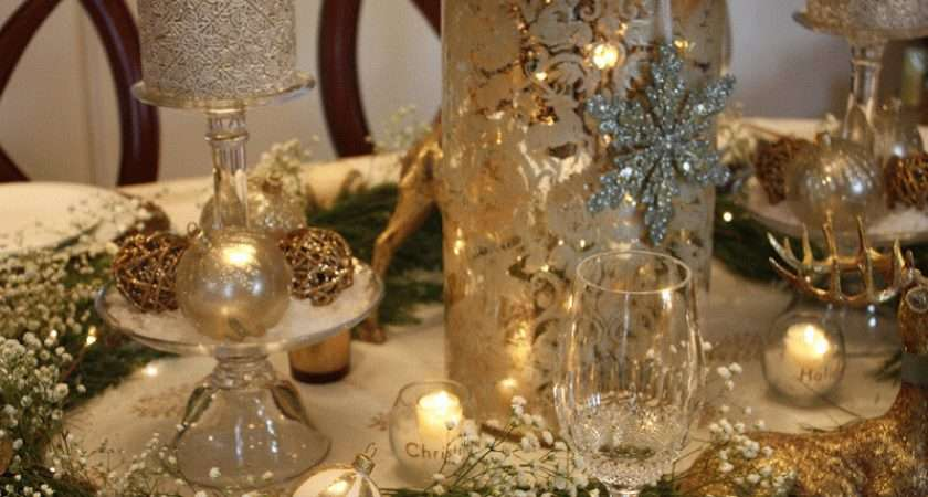 Inspiration Stages Christmas Tablescape
