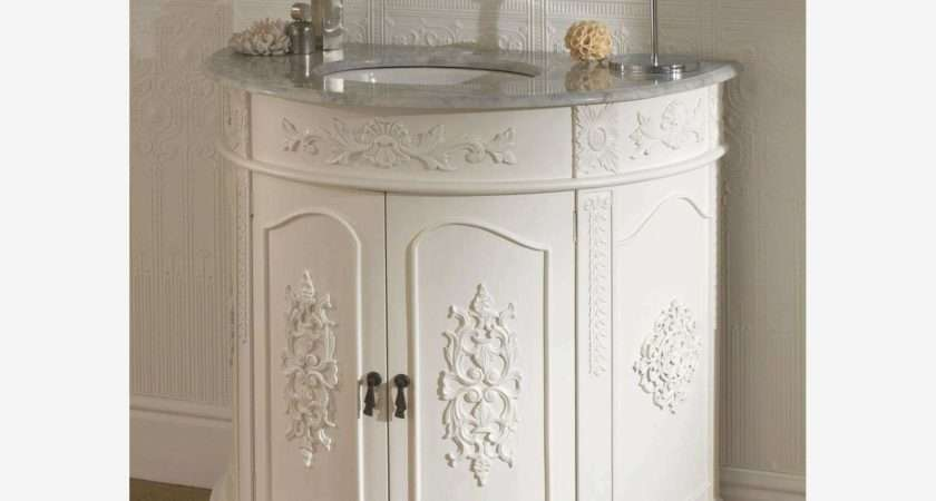 Inspirational Circular Antique French Vanity Unit Room
