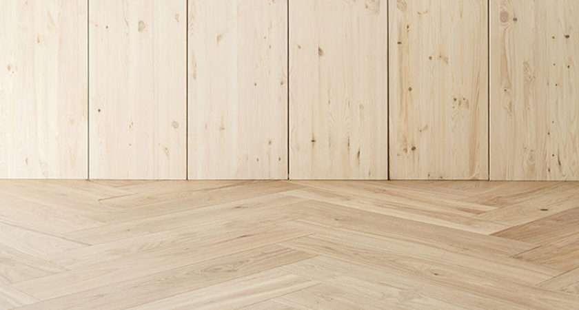 Inspirational Examples Herringbone Floors Contemporist