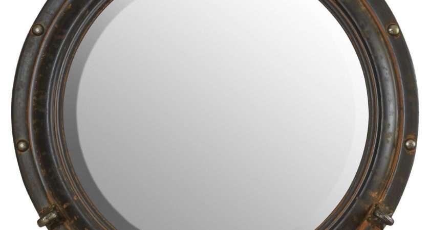 Inspirational Porthole Style Mirror Furnitureinredsea
