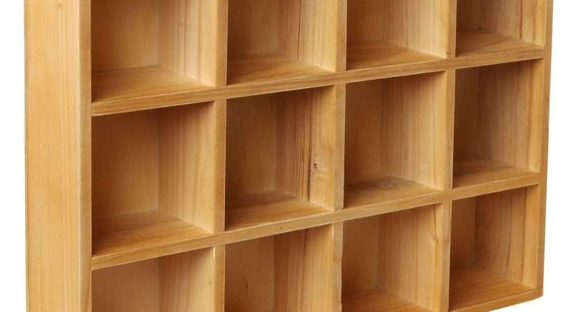 Inspirations Standing Shelving Units Wood