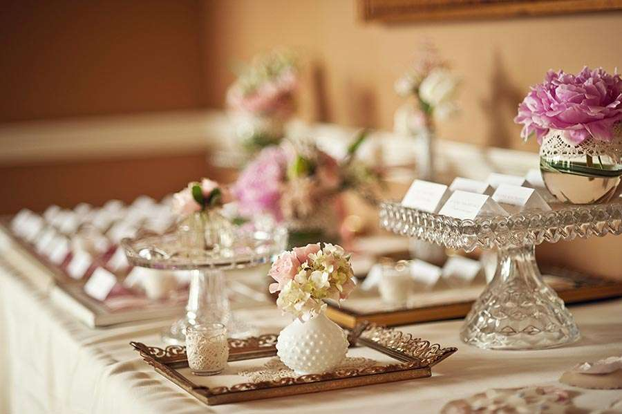Inspired Creations Romantic Pink Wedding Inspiration Sweetest