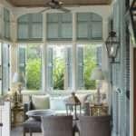 Inspiring Coastal Cottage Porch Designs