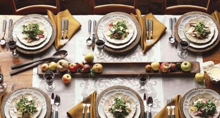 Inspiring Fall Dining Room Entertaining Ideas