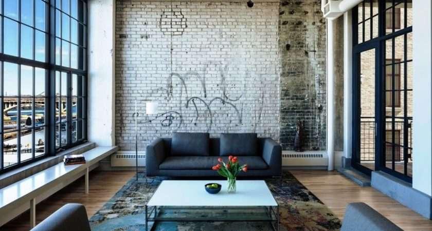 Inspiring Industrial Living Room Design Ideas Youtube