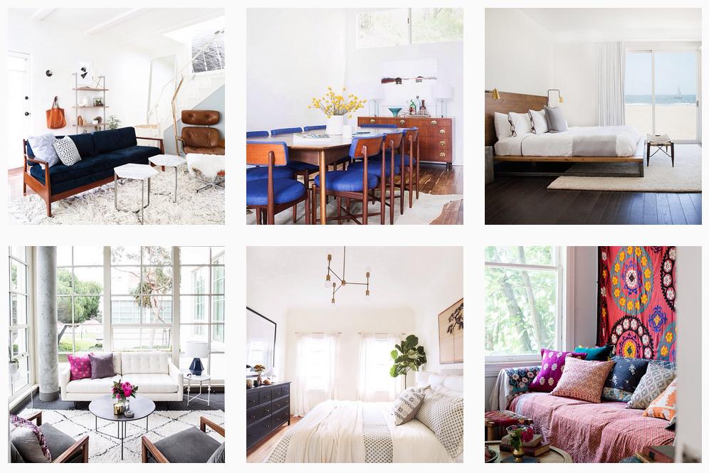 Inspiring Interior Designers Follow Instagram Gohaus Lentine