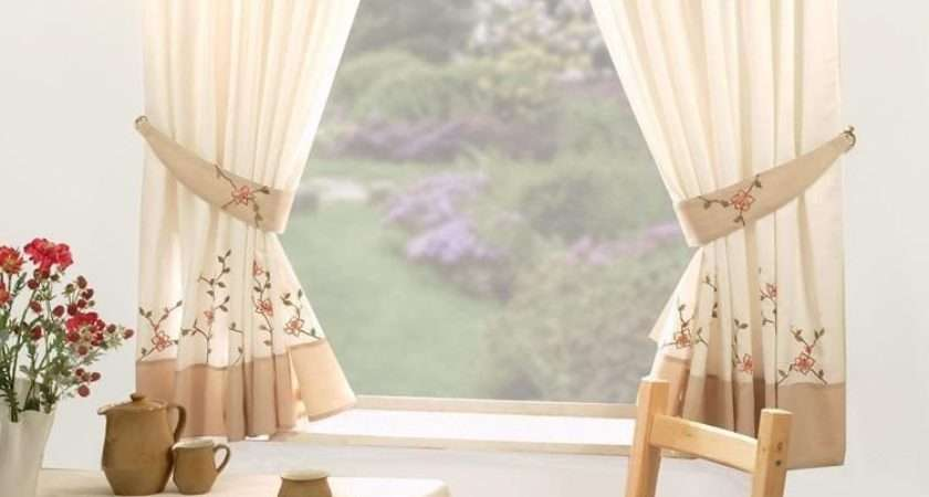 Inspiring Kitchen Window Curtains Mostbeautifulthings