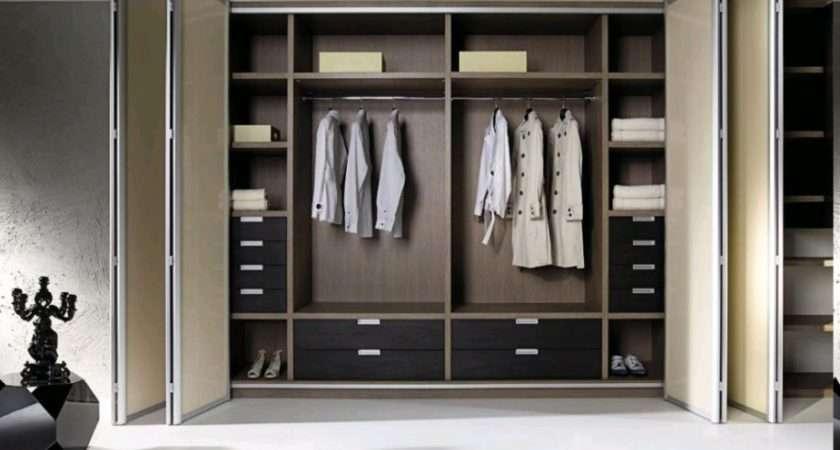 Inspiring Modern Fitted Wardrobe Ideas Camer Design