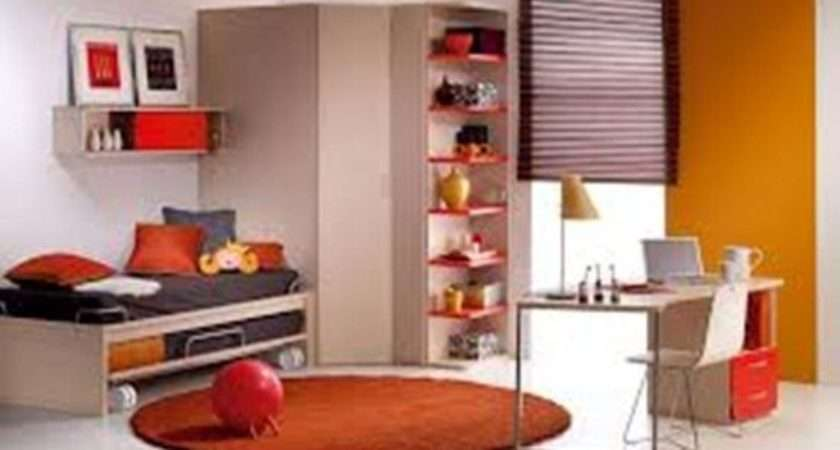 Inspiring Modern Teen Girl Bedroom Decorating Ideas