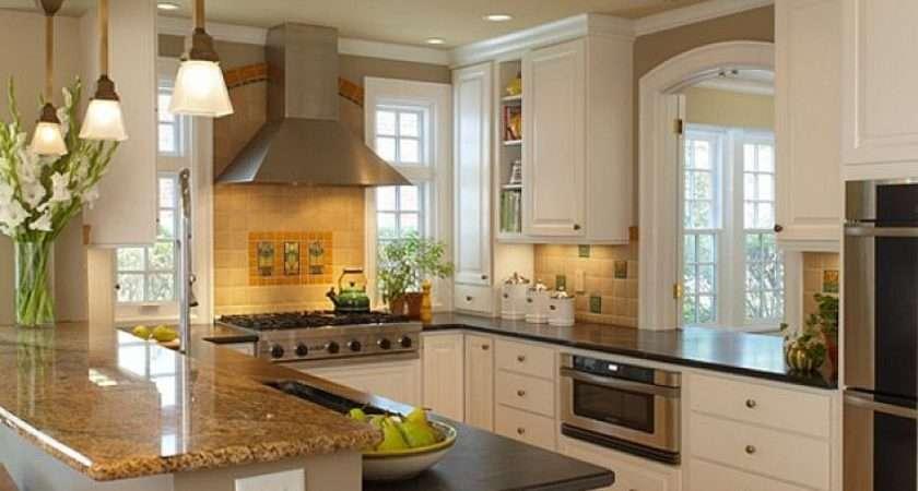 Inspiring Photos Small Kitchen Design