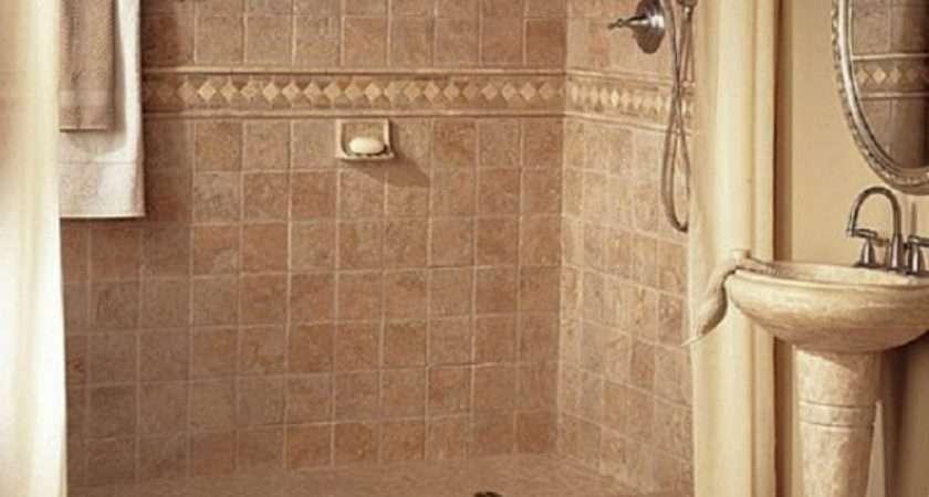 Install Bathroom Tile Corners Ceramic