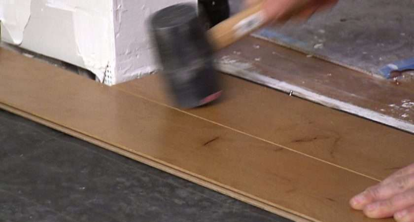 Install Engineered Hardwood Floor Tos Diy